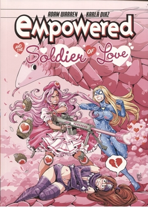 Picture of EMPOWERED & SOLDIER OF LOVE TP (C: 0-1-2)