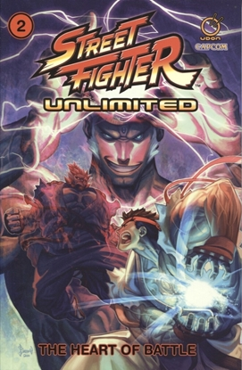 Picture of STREET FIGHTER UNLIMITED TP VOL 02