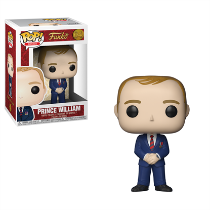Picture of FUNKO POP ROYALS PRINCE WILLIAM #04 NEW VINYL FIGURE