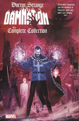 Picture of DOCTOR STRANGE DAMNATION TP