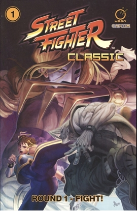 Picture of STREET FIGHTER CLASSIC TP VOL 01 ROUND 1 FIGHT