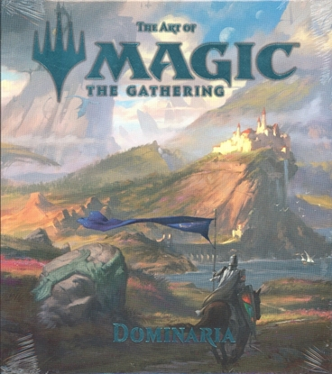Picture of ART OF MAGIC THE GATHERING HC DOMINARIA