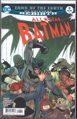 Picture of ALL STAR BATMAN #8