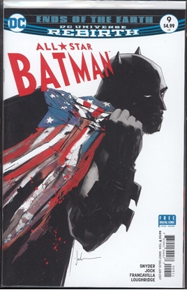 Picture of ALL STAR BATMAN #9