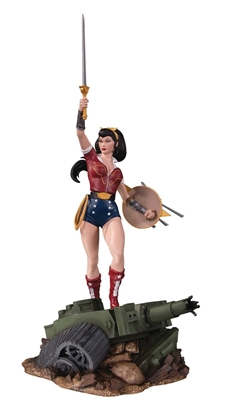 Picture of DC COMICS BOMBSHELLS WONDER WOMAN DELUXE STATUE