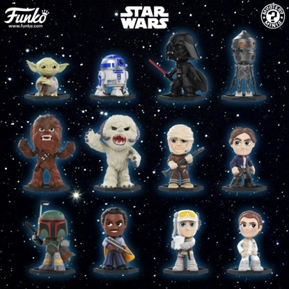 Picture of FUNKO STAR WARS ORIGINAL  MYSTERY MINI BLIND BOX