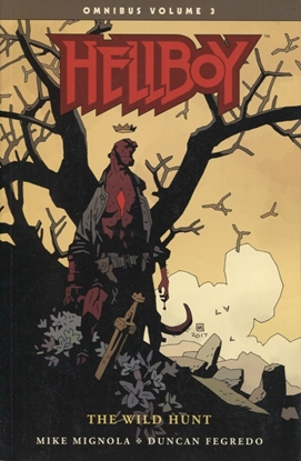 Picture of HELLBOY OMNIBUS TP VOL 03 THE WILD HUNT (C: 0-1-2)