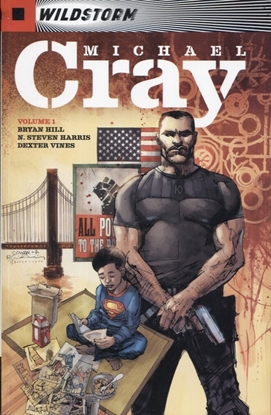 Picture of WILDSTORM MICHAEL CRAY TP VOL 01