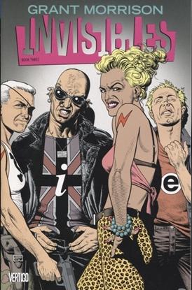 Picture of INVISIBLES TP BOOK 3 (MR)