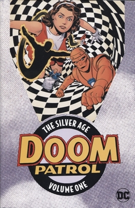 Picture of DOOM PATROL THE SILVER AGE TPB VOL 1