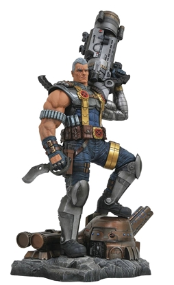 Picture of MARVEL PREMIER CABLE STATUE