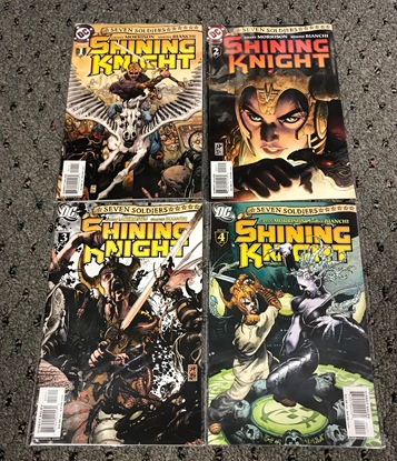 Picture of SEVEN SOLDIERS SHINING KNIGHT (2005) #1-4