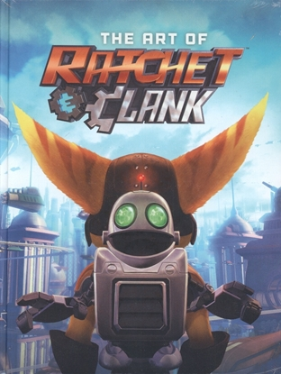 Picture of ART OF RATCHET & CLANK HC (C: 0-1-2)
