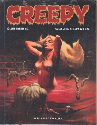 Picture of CREEPY ARCHIVES HC VOL 26