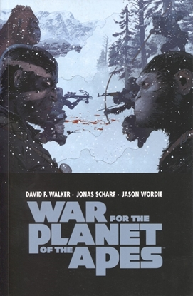 Picture of WAR FOR PLANET OF THE APES TP (C: 0-1-2)