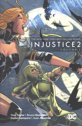 Picture of INJUSTICE 2 TP VOL 2