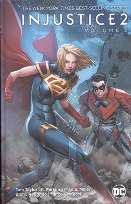 Picture of INJUSTICE 2 HC VOL 03