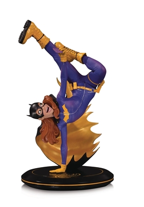 Picture of DC COVER GIRLS BATGIRL BY JOELLE JONES STATUE
