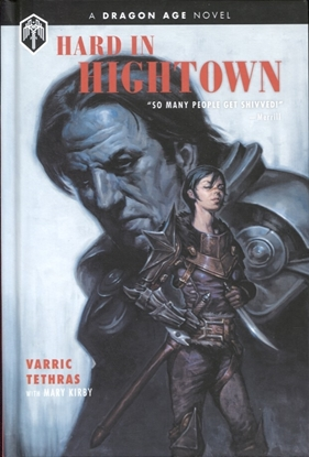 Picture of DRAGON AGE HARD IN HIGHTOWN HC (C: 0-1-2)