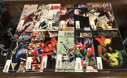 Picture of ASTRO CITY (1996) #1-22 + 1/2 COMPLETE SET VF+