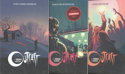 Picture of OUTCAST VOL 1 2 3 4 5 6 7 TPB SET