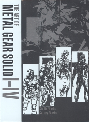 Picture of ART OF METAL GEAR SOLID I-IV HC (MR) (C: 1-1-2)