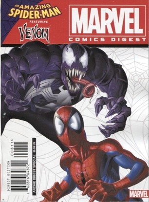 Picture of MARVEL COMICS DIGEST #8 SPIDER-MAN & VENOM