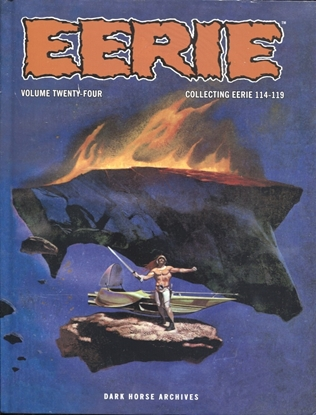 Picture of EERIE ARCHIVES HC VOL 24 (C: 0-1-2)
