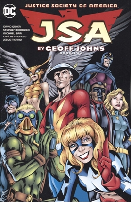 Picture of JSA BY GEOFF JOHNS TP BOOK 02