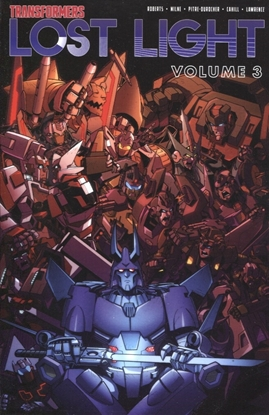 Picture of TRANSFORMERS LOST LIGHT TP VOL 03
