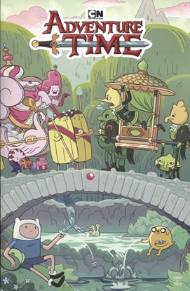 Picture of ADVENTURE TIME TP VOL 15 (C: 1-1-2)