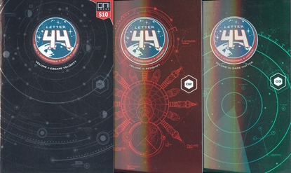 Picture of LETTER 44 VOL 1 2 3 4 5 6 TPB SET