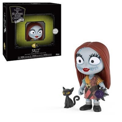 Picture of FUNKO 5 STAR DISNEY NIGHTMARE BEFORE CHRISTMAS SALLY NEW VINYL FIGURE