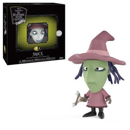 Picture of FUNKO 5 STAR DISNEY NIGHTMARE BEFORE CHRISTMAS SHOCK NEW VINYL FIGURE