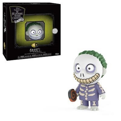 Picture of FUNKO 5 STAR DISNEY NIGHTMARE BEFORE CHRISTMAS BARREL NEW VINYL FIGURE
