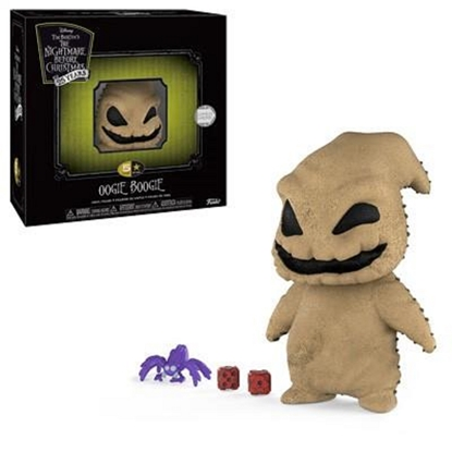Picture of FUNKO 5 STAR DISNEY NIGHTMARE BEFORE CHRISTMAS OOGIE BOOGIE NEW VINYL FIGURE