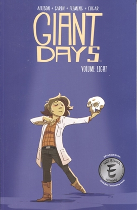 Picture of GIANT DAYS TP VOL 08 (C: 0-1-2)