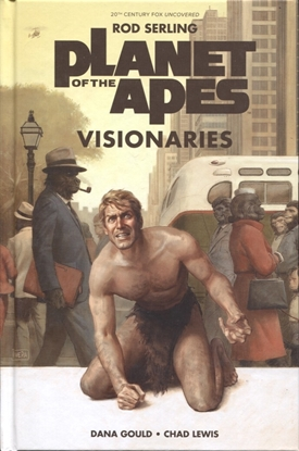 Picture of PLANET OF APES VISIONARIES ROD SERLING ORIGINAL HC (C: 0-1-2