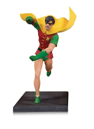 Picture of TEEN TITANS ROBIN MULTI PART STATUE