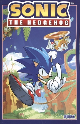 Picture of SONIC THE HEDGEHOG VOL 1 FALLOUT TPB