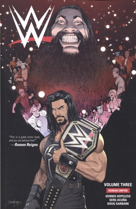 Picture of WWE ONGOING TP VOL 03 (C: 0-1-2)