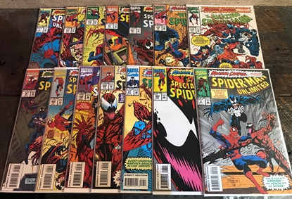 Picture of MAXIMUM CARNAGE 14 PART SET COMPLETE