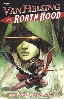 Picture of VAN HELSING VS ROBYN HOOD