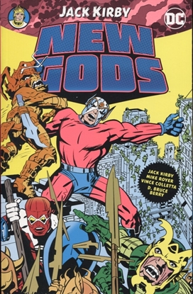 Picture of NEW GODS BY JACK KIRBY TPB