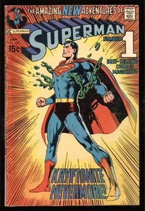 Picture of SUPERMAN (1939) #233 5.0 VG/FN