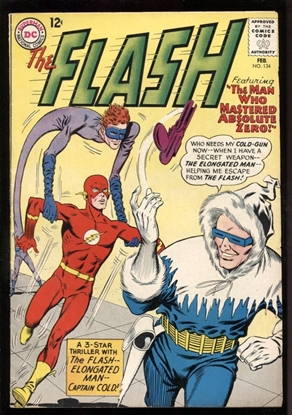 Picture of FLASH (1959) #134 6.0 FN