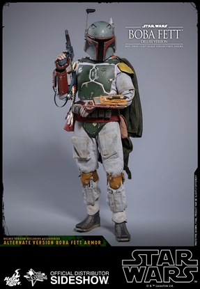 Picture of HOT TOYS  Boba Fett Deluxe Version 1/6 SCALE SW EP V