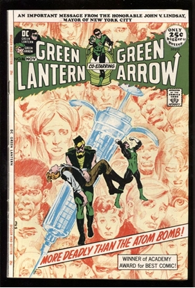Picture of GREEN LANTERN (1960) #86 6.0 FN