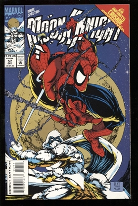 Picture of MOON KNIGHT (1989) #57 9.6 NM+