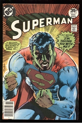 Picture of SUPERMAN (1939) #317 6.0 FN